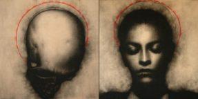 Omar Galliani in mostra al Corciano Festival 7
