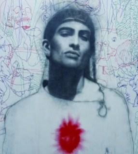 Omar Galliani in mostra al Corciano Festival 6