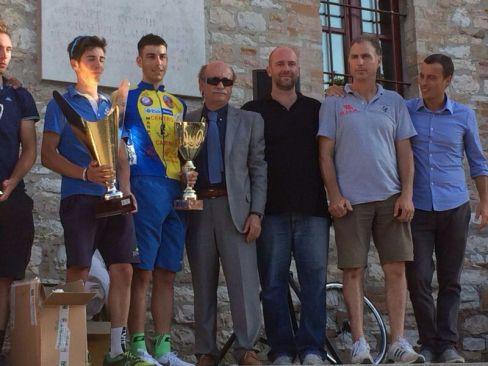 Ciclismo, disputata la Coppa Città di Corciano - 1° Memorial Sestilio Pioppi 8