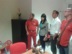 Inaugurato lo sportello d'ascolto della Croce Rossa di Corciano 3