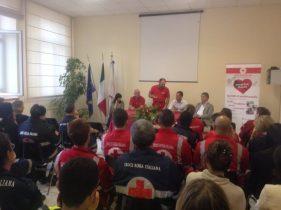 Inaugurato lo sportello d'ascolto della Croce Rossa di Corciano 6