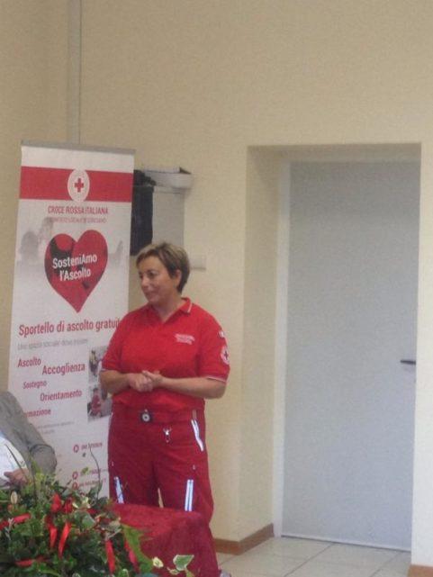 Inaugurato lo sportello d'ascolto della Croce Rossa di Corciano 5