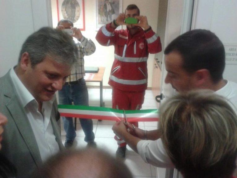 Inaugurato lo sportello d'ascolto della Croce Rossa di Corciano 1