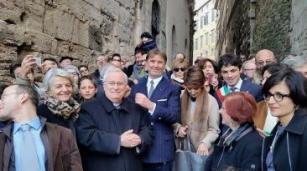 Brunello Cucinelli riceve i sigilli della città di Perugia 6