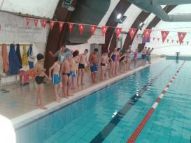 Progetto Nuoto: l'Istituto Bonfigli porta in piscina i suoi alunni 2