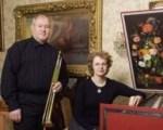 Dall'Estonia il duo Tarum nella chiesa di San Bartolomeo a Solomeo