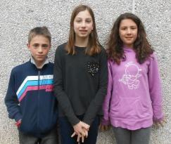4 ragazzi corcianesi alla finale nazionale dei Giochi Matematici 3
