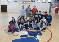 Lezioni di primo soccorso nelle scuole corcianesi 3