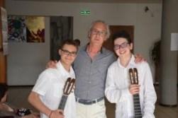 Ottimi risultati per gli studenti della Bonfigli al Concorso Nazionale Musicale Zangarelli 3