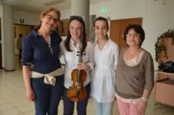Ottimi risultati per gli studenti della Bonfigli al Concorso Nazionale Musicale Zangarelli 2