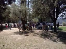Ex Colonia, inaugurato il nuovo parco affidato all'APD di Corciano 4