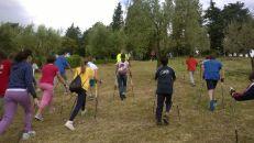 Ultimo giorno di scuola per la Bonfigli all'insegna dello sport con Nordic e Orienteering 5