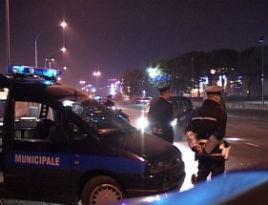 furto polizia municipale sequestro cronaca