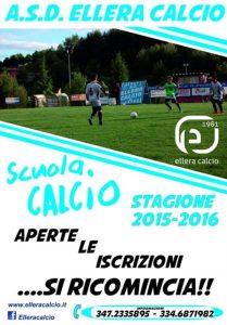Scuola Ellera Calcio, aperte le iscrizioni per la nuova stagione in attesa di importanti novità
