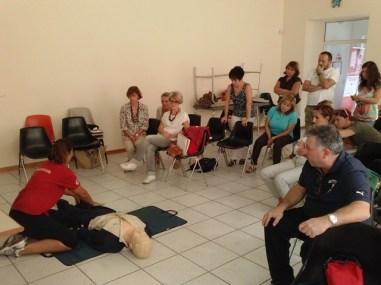 Gli insegnanti della Bonfigli oggi sono più preparati per le emergenze sanitarie 1