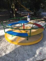 Rimesso a nuovo il parco giochi per bambini sul Colle della Trinità 3
