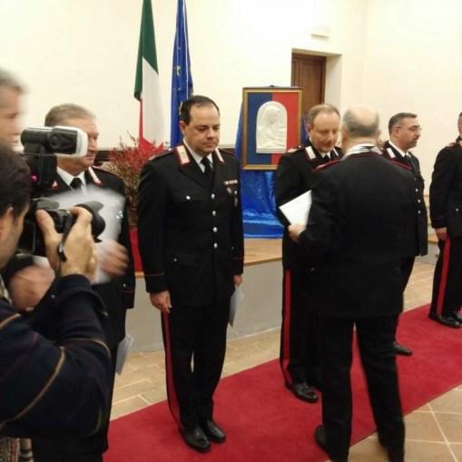 Encomio per i carabinieri di Corciano, la cerimonia nella festa della Virgo Fidelis 4