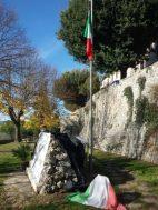 Festa dell'Unità Nazionale, deposta una corona sul monumento ai caduti restaurato dall'associazione Corciano Castello di vino 3