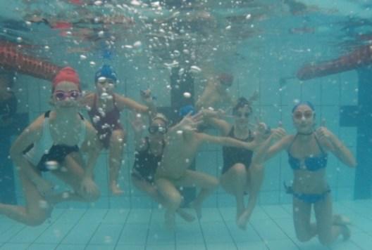 La piscina vista da dentro: un progetto Amatori Nuoto e Istituto Bonfigli 5