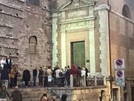 Giubileo: l'Accademia del Dónca celebra la Porta Santa di Artemio Giovagnoni 5
