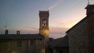 Umbria nella nebbia, anche Corciano 'immersa': da mercoledì invece si abbassano le temperature 4