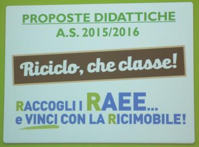 """""""Riciclo, che classe!"""": presentati i progetti di TSA per le scuole del comprensorio 6"""