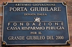 Giubileo: l'Accademia del Dónca celebra la Porta Santa di Artemio Giovagnoni 3