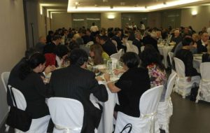 Il Credito Cooperativo Umbro saluta Antonio Marinelli durante la cena degli auguri 2