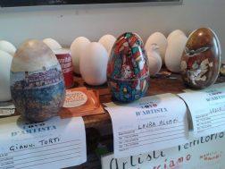 Un successo per 'Uovo d'artista', simbolo di vita e strumento di valorizzazione turistica 6