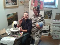 Un successo per 'Uovo d'artista', simbolo di vita e strumento di valorizzazione turistica 8