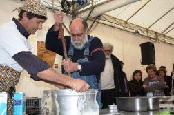 Mantignana, show di Giorgione alla rassegna della Torta di Pasqua. E si lavora per la DOP 3