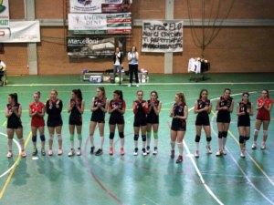 campionato regionale campioni pallavolo ragazze trevi Trevi San Mariano under 18 vittoria volley san-mariano sport