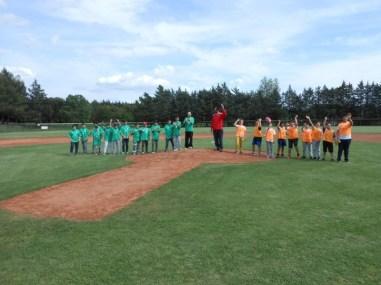 L' istituto Bonfigli regala ai suoi ragazzi l'esperienza del Baseball 3