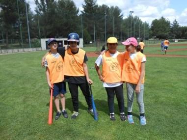 L' istituto Bonfigli regala ai suoi ragazzi l'esperienza del Baseball 1