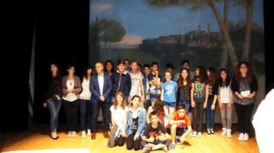 Premio 8 marzo: l'Istituto Benedetto Bonfigli partecipa con grande entusiasmo. Le classi vincitrici 5