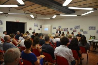 """Il primo incontro pubblico del Comitato """"Adesso per il sì"""" di Corciano è stato un successo 3"""