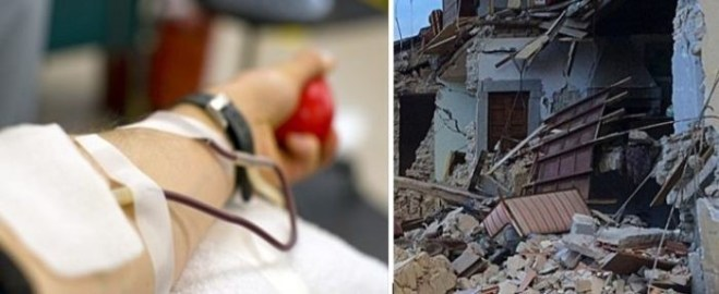 appello avis donazioni sangue sisma terremoto umbria corciano-centro cronaca glocal