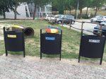 Aree verdi, a Ellera e San Mariano arrivano nuovi cestini per la differenziata