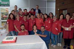 """""""Tree of Life"""", successo per l'inaugurazione del Charity Shop della Croce Rossa 1"""