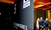 Presentata la nuova BMW Serie 5, evento esclusivo a Solomeo 2