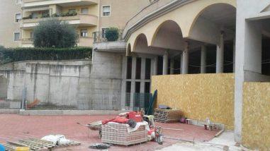 Ellera 2000: i lavori proseguono al pari della messa in sicurezza esterna del Teatro Girasole 4