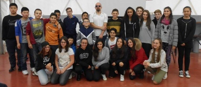 Gli allievi dell'Istituto Benedetto Bonfigli incontrano il Campione Paralimpico Ubaldo Cecilioni 6