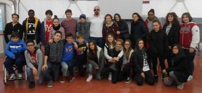 Gli allievi dell'Istituto Benedetto Bonfigli incontrano il Campione Paralimpico Ubaldo Cecilioni 4