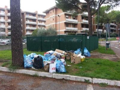 condominio gestione rifiuti immondizia isola ecologica raccolta rifiuti tsa corciano-centro cronaca san-mariano