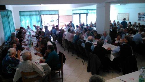 amatriciana anziani centro raccolta fondi terremotati cronaca ellera-chiugiana