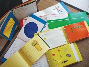 ciechi illustrazioni laboratorio libri tattili miur cronaca ellera-chiugiana san-mariano