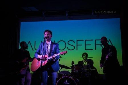 album audiosfera carbonaia debutto l'abbraccio musica spettacolo corciano-centro cronaca eventiecultura glocal