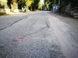 cantiere fibra ottica internet lavori polemiche strada cronaca ellera-chiugiana