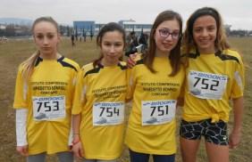 bonfigli corsa giochi podio scuola studenti corciano-centro cronaca ellera-chiugiana glocal sport