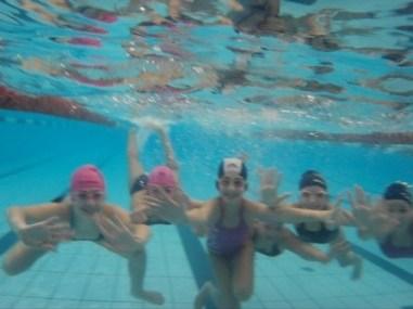 Si è concluso il corso di nuoto per i 181 alunni della Bonfigli 3